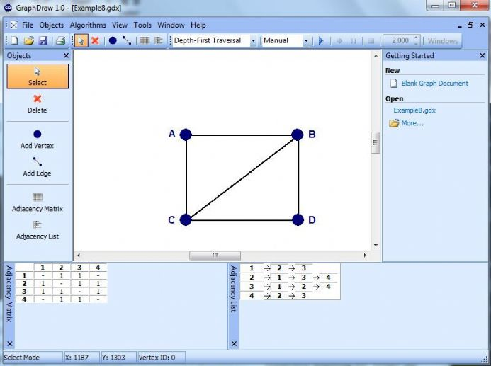 Graph Draw Single  licence